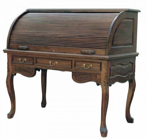 купить стол-бюро из массива, мебель индрнезии в Москве